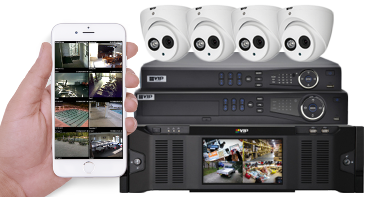 Home or Business CCTV Security Camera Surveillance System